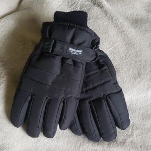 4878bffd477 Thinsulate Adjustable Snow Gloves Men s Large